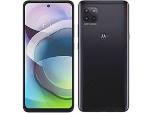 Motorola Moto G 5G Dual-SIM 128GB ROM + 6GB RAM (GSM Only | No CDMA) Factory Unlocked Android Smartphone (Gray) - International Version
