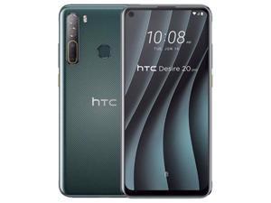HTC Desire Pro 20 Dual-SIM 128GB ROM + 6GB RAM (GSM Only | No CDMA) Factory Unlocked 4G/LTE Smartphone (Green) - International Version