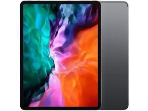 "Apple iPad Pro 12.9 Inch 4th Gen (2020) 512GB + 6GB RAM 12.9"" Factory Unlocked Wi-Fi Only Tablet (Space Grey) - International Version"
