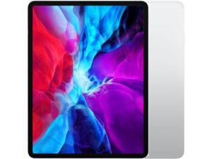 "Apple iPad Pro 12.9 Inch 4th Gen (2020) 256GB + 6GB RAM 12.9"" Factory Unlocked Wi-Fi Only Tablet (Silver) - International Version"