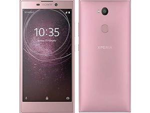 Sony Xperia L2 Dual-SIM 32GB ROM + 3GB RAM (Only GSM   No CDMA) Factory Unlocked 4G/LTE Smartphone (Pink) - International Version