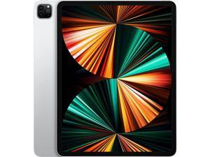 "Apple iPad Pro (2021) 512GB ROM + 8GB RAM 12.9"" (GSM | CDMA) Factory Unlocked WIFI only Tablet (Silver) - International Version"