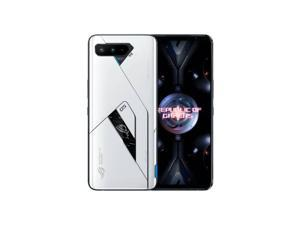 Asus ROG Phone 5 ULTIMATE Edition Dual-SIM 512GB ROM + 18GB RAM (GSM Only | No CDMA) Factory Unlocked 5G Android Smartphone (Storm White) - International Version