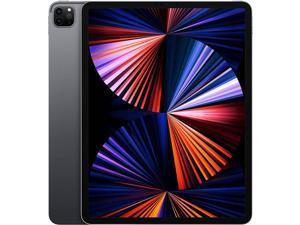 "Apple iPad Pro (2021) Single-SIM 512GB ROM + 8GB RAM RAM 12.9"" (GSM | CDMA) Factory Unlocked 5G + WIFI Tablet (Space Grey) - International Version"