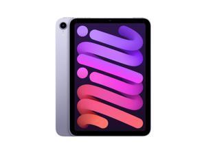 "Apple 8.3"" iPad mini (2021) 256GB ROM + 4GB RAM 8.3"" (GSM Only   No CDMA) Factory Unlocked WIFI + CELLULAR Tablet (Purple) - International Version"