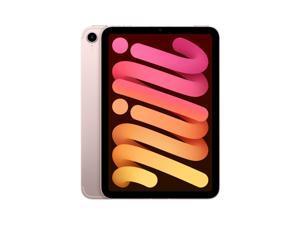 "Apple 8.3"" iPad mini (2021) 64GB ROM + 4GB RAM 8.3"" (GSM Only   No CDMA) Factory Unlocked WIFI ONLY Tablet (Pink) - International Version"