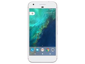 "Pixel XL (2016) by Google, 5.5"" inch 32GB G-2PW2200 (No CDMA, GSM only) Factory Unlocked SIM-free 4G/LTE Smartphone (Very Silver)"