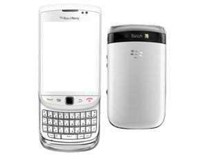 BlackBerry Torch 9810 8GB (No CDMA, GSM only) Factory Unlocked 3G Smartphone - White
