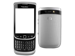 BlackBerry Torch 9810 8GB (No CDMA, GSM only) Factory Unlocked 3G Smartphone - Zinc Grey