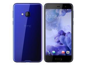 HTC U Play 32GB (No CDMA, GSM only) Factory Unlocked 4G/LTE Smartphone - Sapphire Blue
