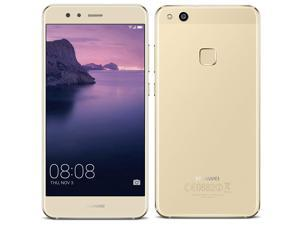 Huawei P10 Lite 32GB (No CDMA, GSM only) Factory Unlocked 4G/LTE Smartphone - Platinum Gold