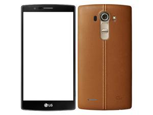 LG G4 H815 32GB (No CDMA, GSM only) Factory Unlocked 4G/LTE Smartphone - Brown Leather