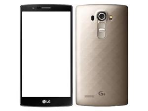 LG G4 H815 32GB (No CDMA, GSM only) Factory Unlocked 4G/LTE Smartphone - Gold