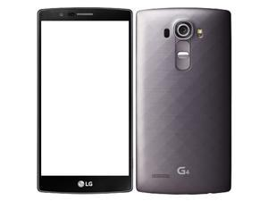 LG G4 H815 32GB (No CDMA, GSM only) Factory Unlocked 4G/LTE Smartphone - Titan Gray