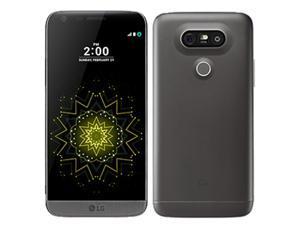 LG G5 H850 32GB (No CDMA, GSM only) Factory Unlocked 4G/LTE Smartphone - Titan Grey