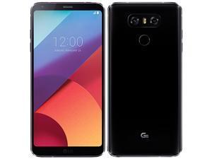 LG G6 H870 (No CDMA, GSM only) Factory Unlocked 4G/LTE Smartphone - Astro Black