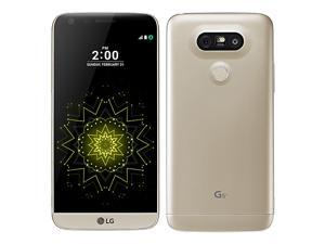 LG G5 SE H840 32GB (No CDMA, GSM only) Factory Unlocked 4G/LTE Smartphone - Gold