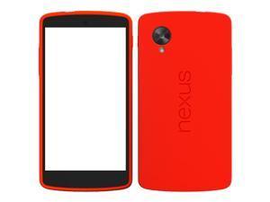 LG Google Nexus 5 D821 16GB (No CDMA, GSM only) Factory Unlocked 4G/LTE Smartphone - Red