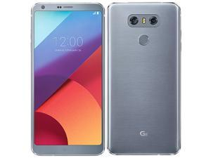 LG G6 H870 (No CDMA, GSM only) Factory Unlocked 4G/LTE Smartphone - Ice Platinum