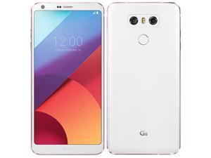 LG G6 H870 (No CDMA, GSM only) Factory Unlocked 4G/LTE Smartphone - Mystic White