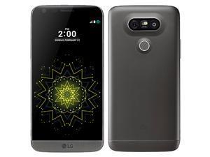 LG G5 SE H840 32GB (No CDMA, GSM only) Factory Unlocked 4G/LTE Smartphone - Titan Grey