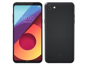 LG Q6 M700N 32GB (No CDMA, GSM only) Factory Unlocked 4G/LTE Smartphone - Astro Black