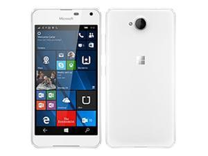Microsoft Lumia 650 16GB (No CDMA, GSM only) Factory Unlocked 4G/LTE Smartphone - White