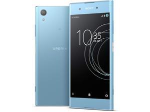 Sony Xperia XA1+ Plus G3412 Dual-Sim 32GB (No CDMA, GSM only) Factory Unlocked 4G/LTE Smartphone - Blue