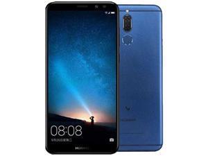 Huawei Mate 10 Lite Dual-Sim 64GB (No CDMA, GSM only) Factory Unlocked 4G/LTE Smartphone - Aurora Blue