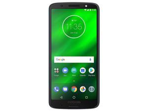Motorola Moto G6 Plus 64GB (No CDMA, GSM only) Factory Unlocked 4G/LTE Smartphone - Indigo Blue