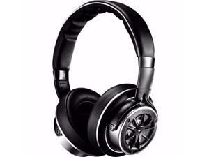 1MORE H1707 Triple Driver Over-Ear Wired Headphones - Black/Silver