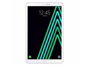 Samsung Galaxy Tab A 10.1 (2016) 32GB SM-T585 Factory Unlocked 4G/LTE + Wi-Fi Tablet - (White)