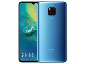 Huawei Mate 20 X Single-SIM 128GB (No CDMA, GSM only) Factory Unlocked 4G/LTE Smartphone - Midnight Blue