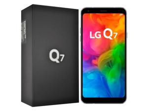 "LG Q7 Q610 (32GB, Dual-SIM, Android, 5.5"" inch) (No CDMA, GSM only) Factory Unlocked 4G/LTE Smartphone - Lavender Violet"