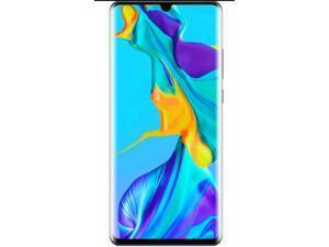 Huawei P30 PRO Dual/Hybrid-SIM 256GB VOG-L29 Factory Unlocked 4G/LTE Smartphone - Midnight Black