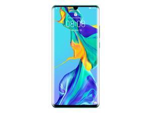 Huawei P30 PRO Dual/Hybrid-SIM 128GB VOG-L29 Factory Unlocked 4G/LTE Smartphone - Aurora Blue