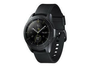 """Samsung Galaxy Watch (42mm, 1.2"""" Display, 20mm Band) SM-R810 4GB Tizen OS Bluetooth Smartwatch - Black"""