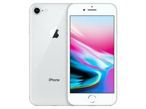 Apple iPhone 8 A1905 64GB MQ6H2B/A (GSM Only, No CDMA) Factory Unlocked 4G/LTE Smartphone - Silver