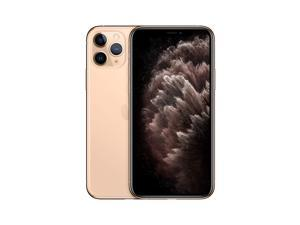 Apple iPhone 11 Pro A2215 256GB MWC92B/A (GSM Only | No CDMA) Factory Unlocked 4G/LTE Smartphone - Gold