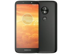 Motorola Moto E5 Play Dual-SIM 16GB XT1920 (GSM Only, No CDMA) Factory Unlocked 4G/LTE Smartphone - Black