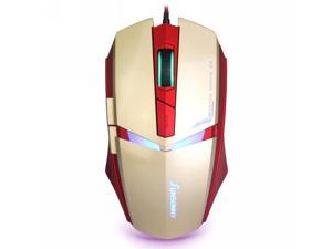 Optical USB Mouse Adjustable Speed DPI 1800 6D 6 Buttons Mice