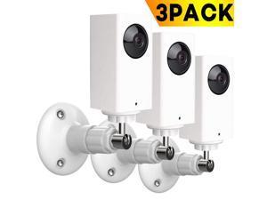 2 Pack Werleo Wyze Cam Pan Wall Mount, Adjustable Indoor and Outdoor  Security Mount for Wyze Cam Pan Arlo, Arlo Pro, Arlo Pro 2, Arlo Go & Arlo  Lights