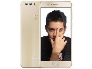 "Original Huawei Honor 8  Mobile Phone  4G RAM 32G ROM Dual camera Octa Core 5.2"" FHD 1920*1080 4G LTE WiFi Fingerprint NFC cellphone"