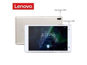 Lenovo XiaoXin 8.0 inch snapdragon 625 4g Ram 64g Rom 2.0 ghz octa core Android 7.1 Goud 4850 mah tablet pc wifi tb-8804F