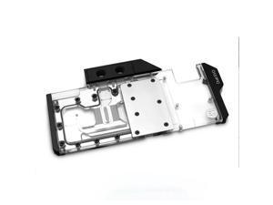 EKWB EK-Quantum Vector Dual Evo RTX 2070/2080 GPU Water Block, D-RGB, Nickel/Plexi