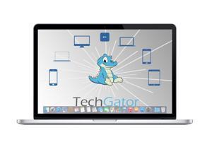 "2015 MacBook Pro Retina 15"" 2.5GHz i7 16GB RAM 1TB Flash SSD AMD Radeon R9 M370X 2GB  Force Touch Trackpad   macOS - MJLT2LL/A GRADE A"