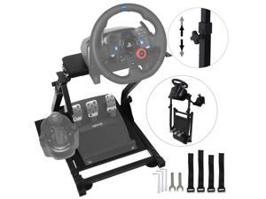 VEVOR G920 G29 Racing Steering Wheel Gaming Chair Stand for Logitech G25 G27 G29 and G920 Racing Wheel Pro Stand Wheel and Pedals Not included