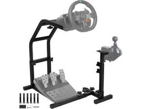 VEVOR Racing Simulator Steering Wheel Stand for Logitech G29 G920 PS4 T300RS T500RS