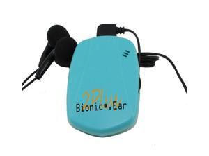 Bionicear 2Plus Personal Sound Amplifier - Pocket-size ear aid for the seniors to improve hearing in a group conversation