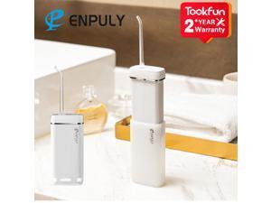 New ENPULY Mini Portable Oral Irrigator Dental Irrigator Teeth Water Flosser bucal tooth Cleaner waterpulse 130ML